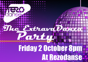 The Extravadanza Party OCT2015